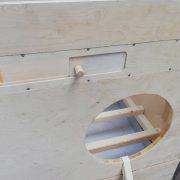 Hendlwürfel Spezial mit 2 integrierten Lüftungsschlitzen